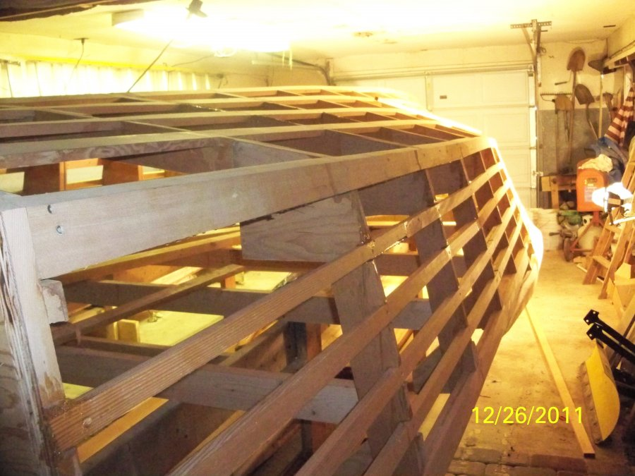 Hooked On Wooden Boats Podcast about Glen-L Marine | Boatbuilders Site ...
