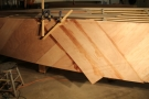 thumbs img 3924 jan 2012 2nd layer okume on side small Boatbuilding Galleries