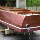 Biscayne 22 as built by Bob Perkins