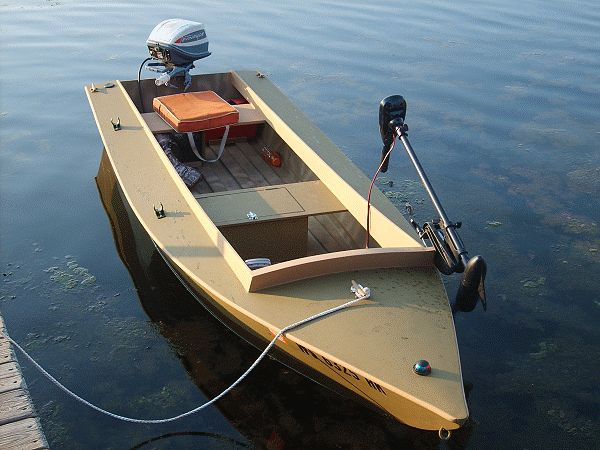Duck Boat Design - Boatbuilders Site on Glen-L.com