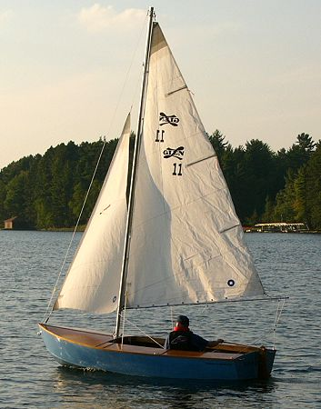 Glen-L 12 sailboat plans