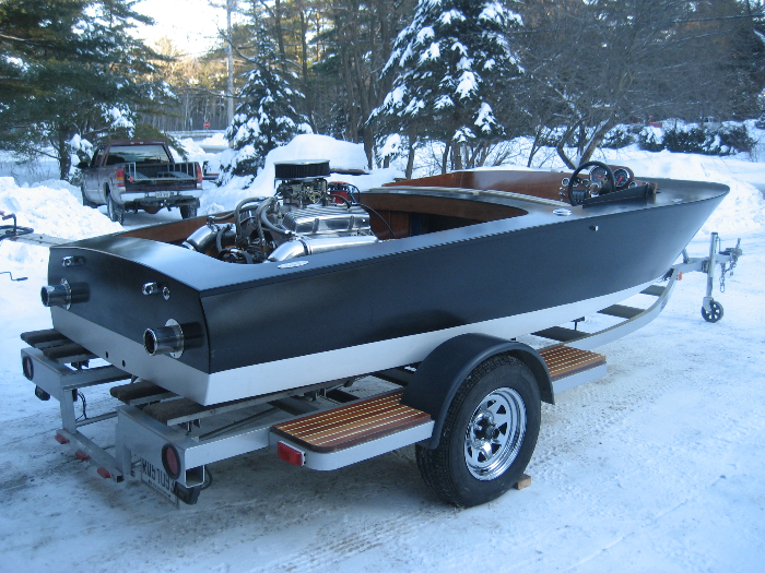 Hot Rod Design | Boatbuilders Site on Glen-L.com