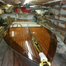 'Bagheera', a 26' Miss Chris as built by Steve Gould