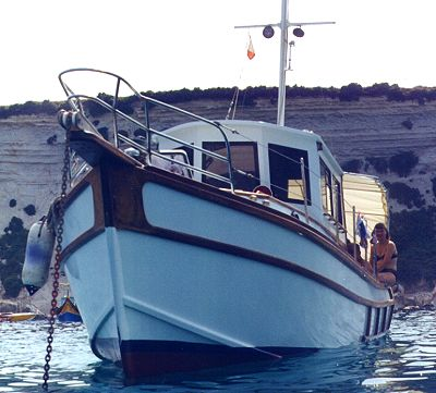 Noyo Trawler Design - Boatbuilders Site on Glen-L com