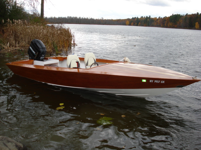 Desperado as built by Mark Kowalski