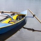 Sculling-Skiff by Tom & Chelsey Oldridge-1