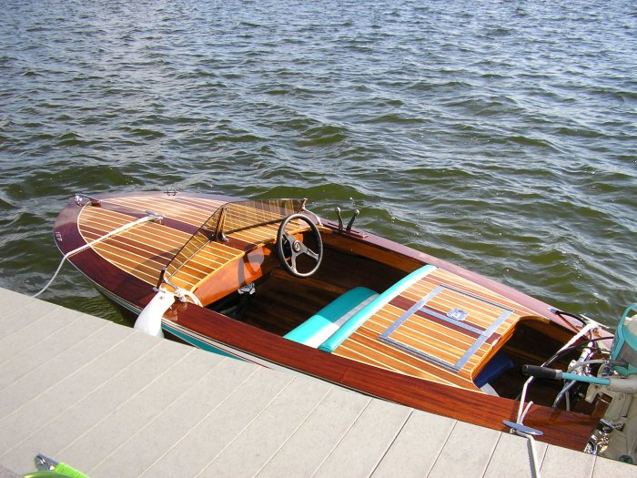 Squirt launched in July 2011 - Boatbuilders Site on Glen-L.com