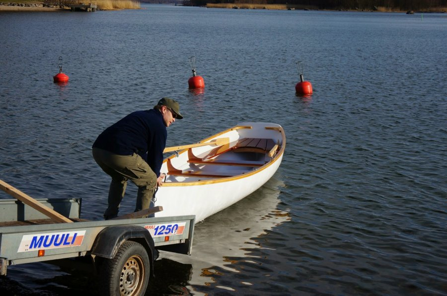 Glen L Marine : Hooked on wooden boats podcast about glen l marine