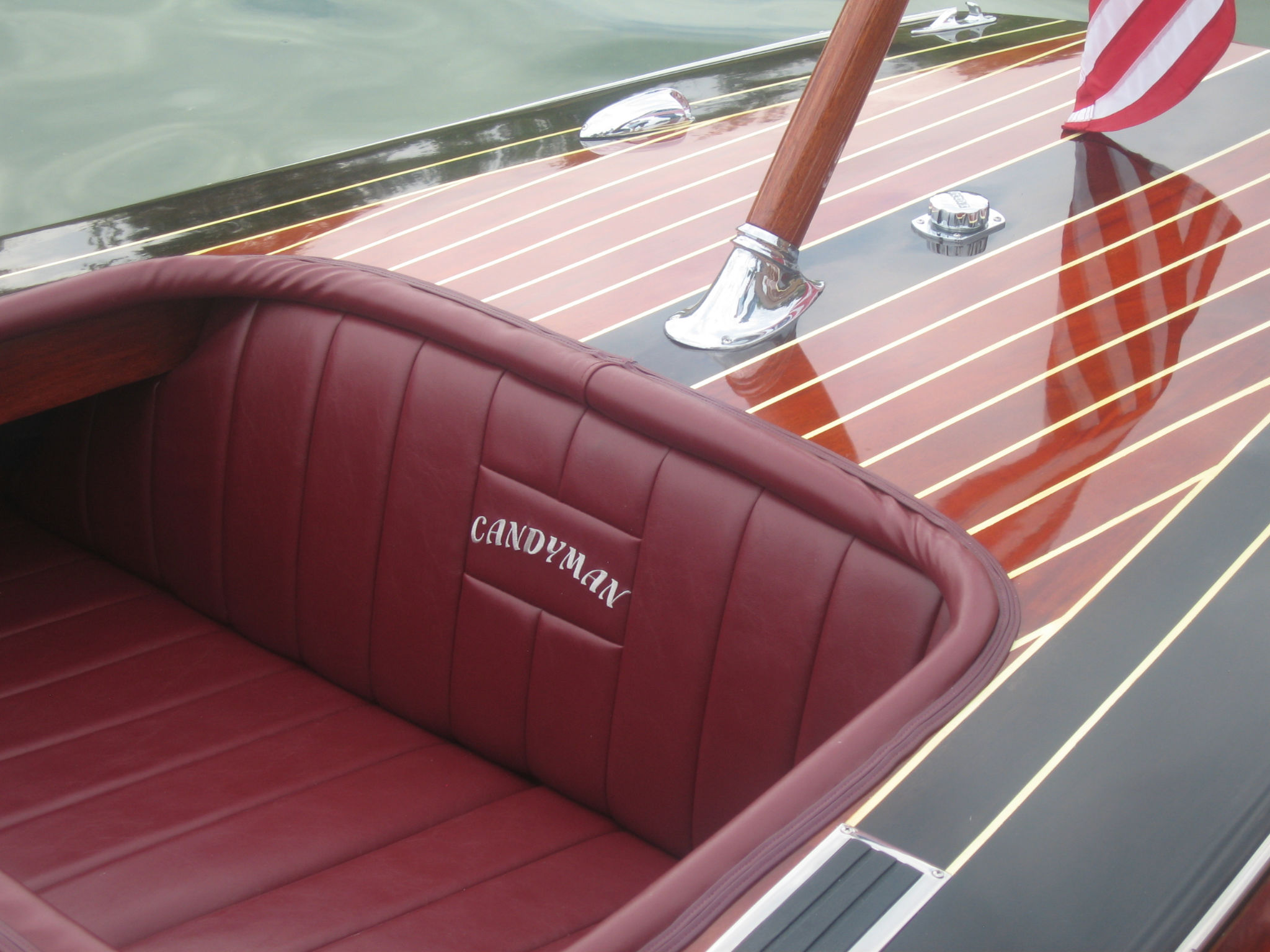 MONTE CARLO named Candyman by Dale Brevik - Polson, MT - Boatbuilders Site on Glen-L.com