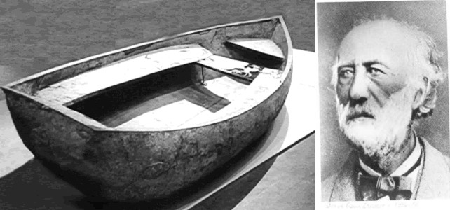 Joseph-Louis Lambot and His Concrete Boat